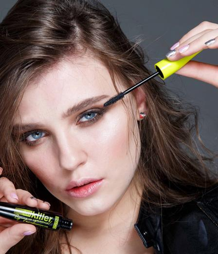 Luxvisage mascara with effect of fatal volume and extreme length from the first application.