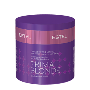 PRIMA BLONDE mask for cold blond hair